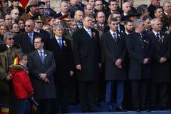 罗马尼亚的国庆节2015年 库存照片