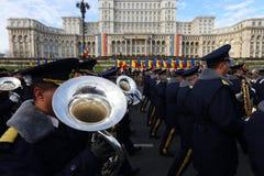 罗马尼亚的国庆节2015年 免版税库存照片