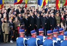 罗马尼亚的国庆节2015年 库存图片