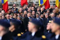 罗马尼亚的国庆节2015年 图库摄影