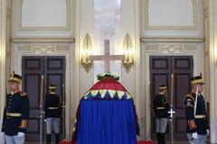 罗马尼亚的女王安妮王宫的在布加勒斯特 库存图片