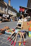 从罗马尼亚的纪念品 免版税库存照片