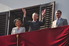 罗马尼亚的迈克尔国王 库存照片