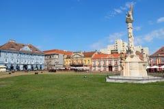罗马尼亚-蒂米什瓦拉 库存照片