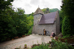 罗马尼亚-马驹修道院 库存图片