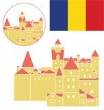 罗马尼亚 免版税图库摄影