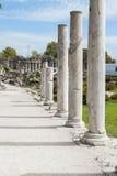 罗马帝国的古老纪念碑 免版税库存照片