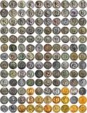 罗马帝国的皇帝 免版税库存照片