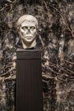 罗马帝国皇帝, Severus从意大利的亚历山大Stuatue 库存图片