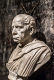 罗马帝国皇帝, Severus从意大利的亚历山大Stuatue 库存照片