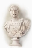 罗马帝国Publius Aelius Traianus Hadrianus (I的皇帝 库存照片