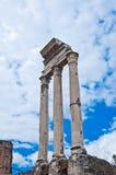 罗马广场 免版税库存照片