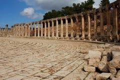 罗马废墟 免版税图库摄影