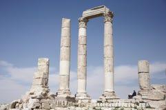 罗马式大厦 图库摄影