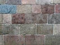 罗马式教会的石制品 库存照片