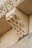 罗马式雕塑 免版税库存照片