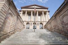 罗马式建筑学 免版税库存照片