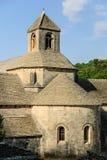 罗马式Senanque修道院,普罗旺斯,法国 图库摄影