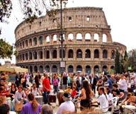 罗马意大利罗马大剧场 免版税库存照片