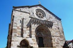 罗马教会, Acoruna加利西亚 免版税库存照片