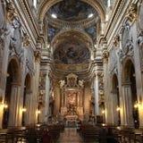 罗马教会 免版税库存照片