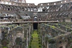 罗马斗兽场。 库存图片