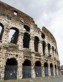 罗马斗兽场视图,罗马 库存照片