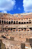 罗马斗兽场,罗马意大利 库存照片