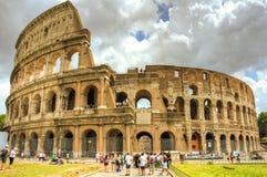 罗马斗兽场,罗马,意大利 免版税库存图片