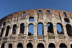罗马斗兽场,罗马-意大利 免版税库存图片
