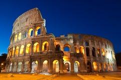 罗马斗兽场, Colosseo,罗马 图库摄影