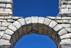 罗马曲拱 图库摄影