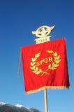罗马标准 库存图片