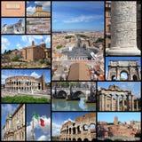罗马照片 免版税库存图片