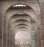 罗马的博物馆 免版税库存图片
