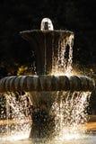 罗马的喷泉 库存图片
