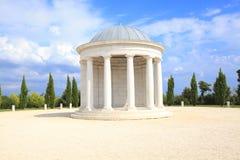 罗马的圆顶 免版税库存照片