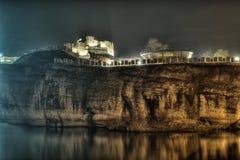 罗马的堡垒 免版税库存图片