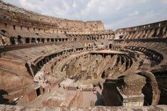 罗马的大剧场 库存照片