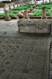 罗马的庭院 图库摄影