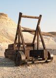 罗马的弹射器 免版税库存照片
