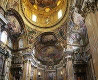 罗马的教会 库存图片