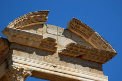 罗马的曲拱 库存图片