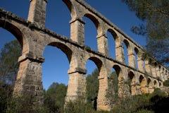 罗马的渡槽 免版税库存照片