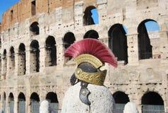 罗马的监护人 库存图片