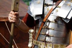 罗马的装甲 免版税库存图片