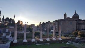 罗马的论坛 免版税图库摄影