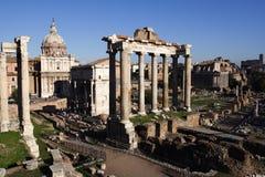 罗马的论坛 免版税库存图片
