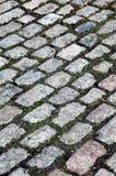 罗马的路 免版税库存图片
