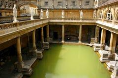 罗马的浴 免版税图库摄影
